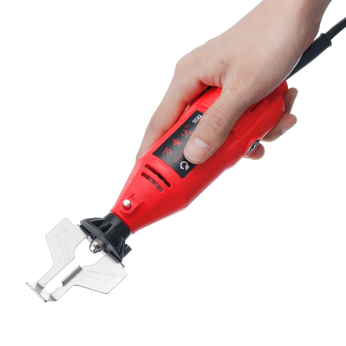 Tools : 180W 5 Gears Chain Saw Grinding Machine Sharpener Chainsaw Electric Mini Handheld Grinder File Milling Machines Tools Set