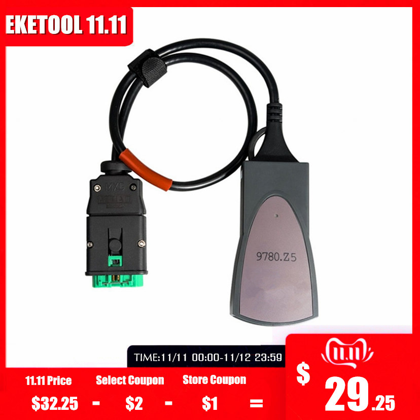 Lexia3 PP2000 Diagbox V7.83 PSA XS Evolution Professional For Citroen/For Peugeot LEXIA-3 FW 921815C Lexia 3 Normal Chip