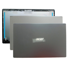 Back-Cover Acer Aspire 5-A515-54 Rear-Lid-Top-A-Case for Black/silver LCD New