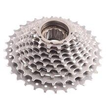 Universal Fahrrad 9-speed Spiral Freilauf Mtb Bike Kassette Schraube Gewinde Schwungrad Hohe Härte Weightlight Legierung Stahl teile
