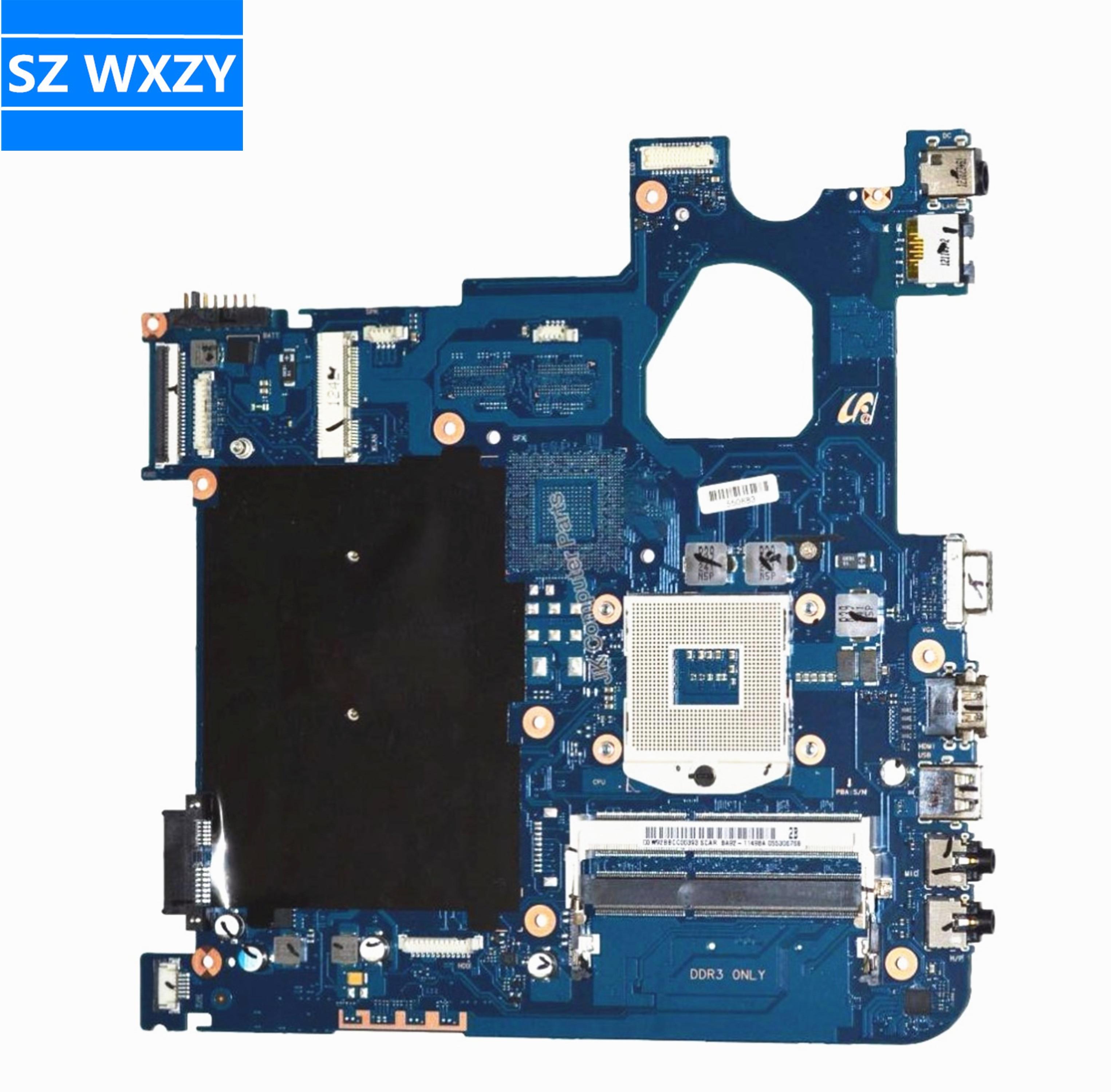 Оригинальное для Samsung NP300E4C Материнская плата ноутбука BA92-11498A BA92-11498B S989 100% тестирование Быстрая доставка