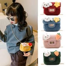 Kids Purses Handbags Clutch-Bag Crossbody-Bags Coin-Pouch Small Girl Mini Children's