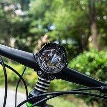Leadbike LD28 USB Rechargeable T6 LED Bicycle Anti-glare Headlight 750LMs IP4 Wa