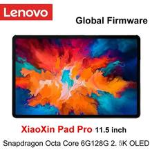 Global Ffirmware Lenovo Xiaoxin Pad Pro Snapdragon Octa Core 6Gb Ram 128Gb 11.5 Inch 2.5K Oled-scherm lenovo Tablet Android 10