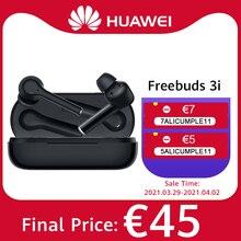 Earphone Headset Canceling Tws Bluetooth Huawei Freebuds No Wireless 3i 3-Mic-System