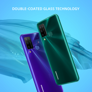 """DOOGEE N20 Pro Quad Camera Mobile Phones Helio P60 Octa Core 6GB RAM 128GB ROM Global Version 6.3"""" FHD+ Android 10 OS Smartphone 4"""