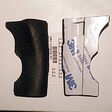CF مومري غطاء المطاط إصلاح أجزاء لنيكون D4S SLR