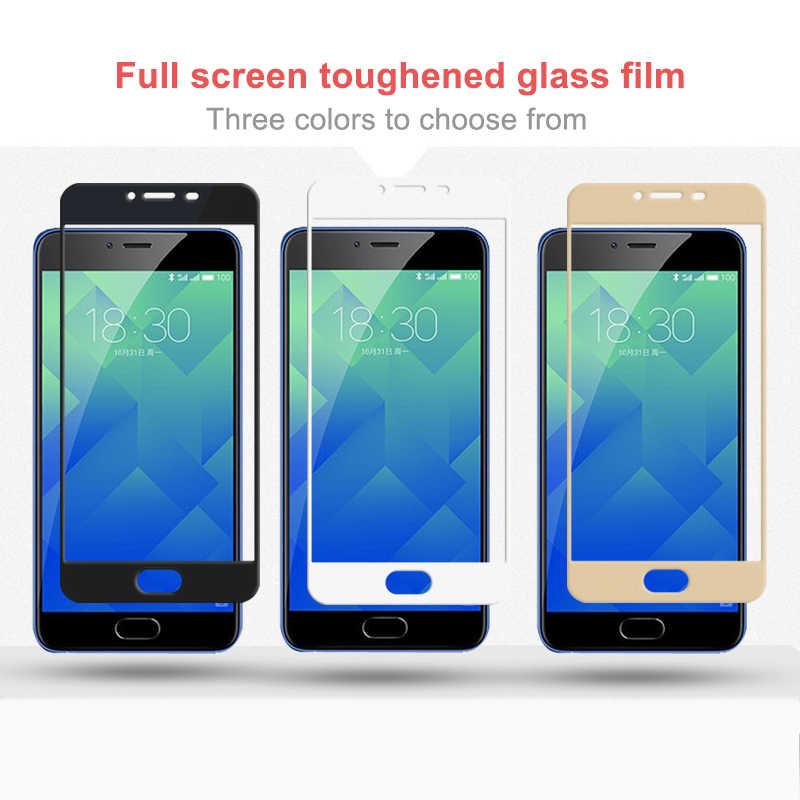 Vidrio Protector de pantalla templado para Meizu M3 M5 M6 Note M6 M6S M6T M3S M3E M5S M5C Pro 7 Plus