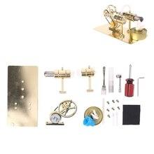 HX5F All Metal Stirling Engine Power Generator Motor Model Electricity Generator