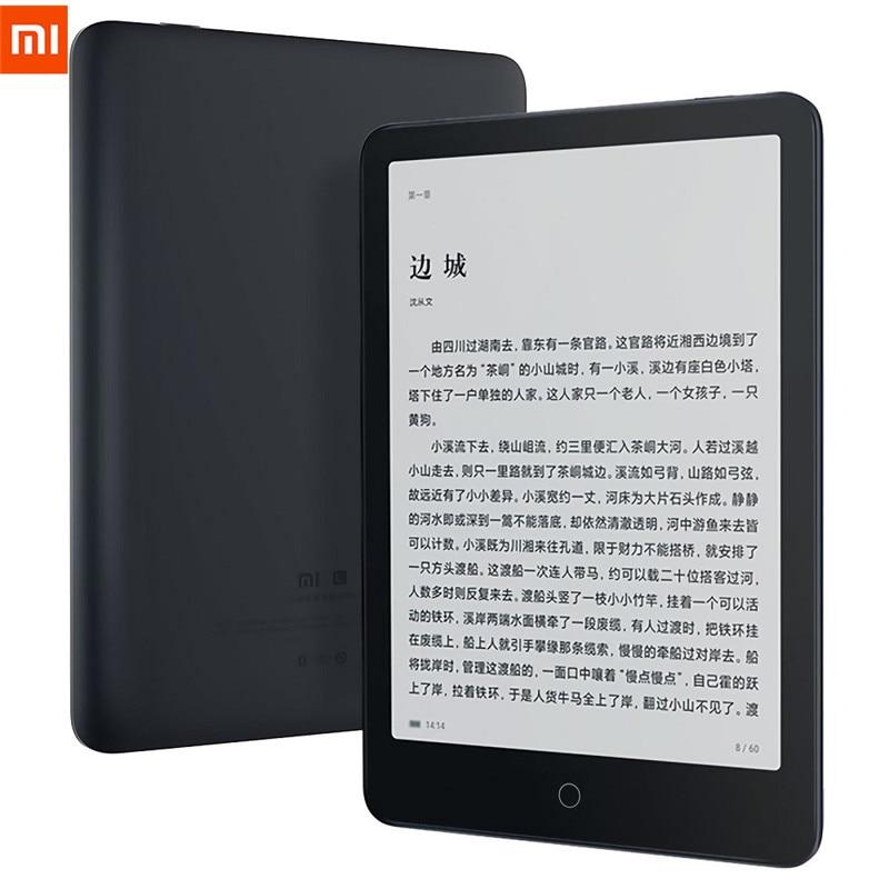 Xiaomi 미 전자 책 리더 프로 7.8 인치 HD 전자 잉크 카르타 스크린 4 코어 안드로이드 8.1 시스템 2 기가 바이트 32 기가 바이트 와이파이 블루투스 5.0 전자 도서