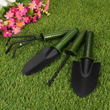 Лопата для выращивания овощей в цветочек, 4 шт.