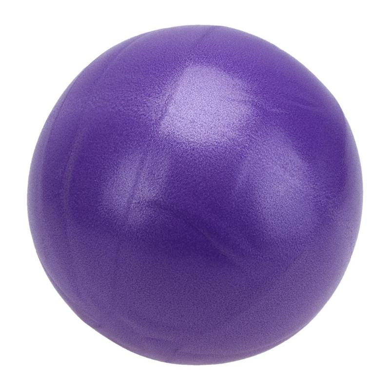 25cm/9.84in Yoga Fitness Pilates Balance Exercise Ball Child Adult