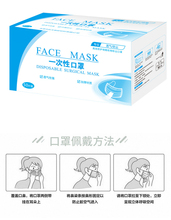 Disposable Surgical Mask Anti Virus Mask for The Face Masks 8/20/50/100cps Mouth Cover Facial Three Layer