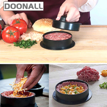 Mold Hamburger-Maker Chef-Cutlets Beef-Grill Meat Non-Stick ABS