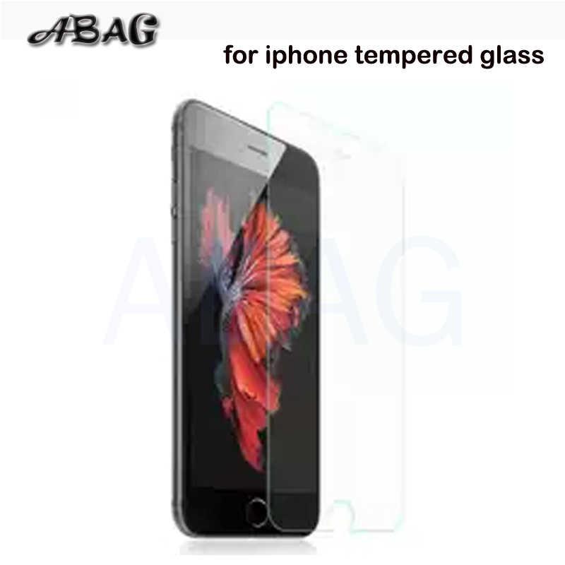 מזג זכוכית עבור iPhone X XS MAX XR 5 5S SE מסך מגן סרט על iPhone 6 6s 7 8 בתוספת 11pro מקס זכוכית מגן Ultrathin