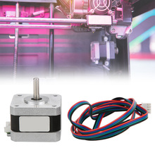 17hs3401-1704A 3D Printer Motor Eletrical Supplies Stepper Motor for Industrial Accessory 3d printer accessory ultimaker wire feeder kit set with stepper motor top quality free shipping