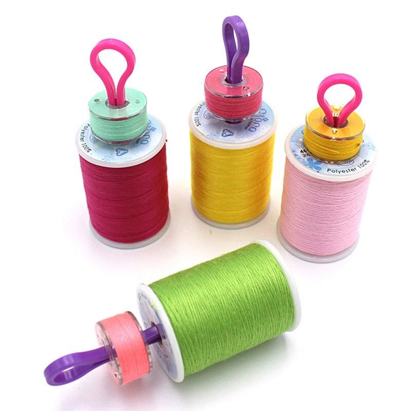 10 Pcs Practical Sewing Machine Bobbin Sewing Machine Shuttle Cores Sewing Parts