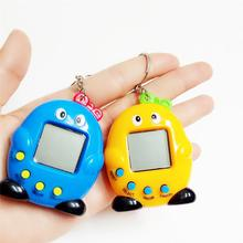Buy Intelligence Developmental Electronic Game Machine Virtual Pet Penguin Shaped Video Game Console Random Color Delivery directly from merchant!