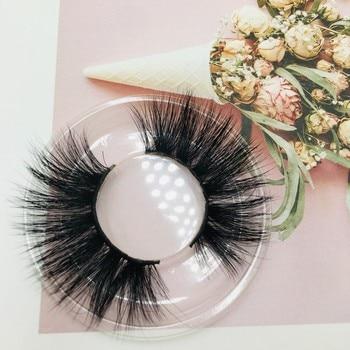 Popular Lash Styles 6pairs/lot 18-23 mm regular 5d mink strip lashes vendor