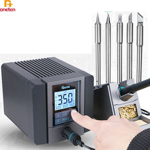 Soldering-Station Iron Electric Repair Heat-Welding for Mobile-Phone Quick-Ts1200a Second