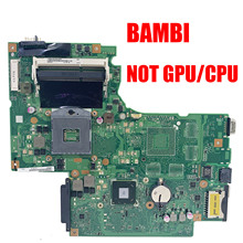 G700 laptop motherboard HM70 Chip BAMBI MAIN BOARD REV:2.1 fit for Lenovo G700 Notebook