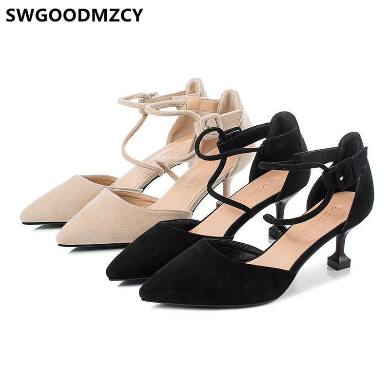 Punta a punta tacchi alti mary jane scarpe fetish tacchi alti sexy tacchi a spillo nero scarpe da sera delle donne vestidos de fiesta de noche