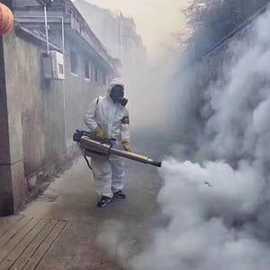Image 3 - Nebulizador térmico portátil, máquina de desinfección, máquina de niebla, pulverizador ULV, nebulizador con certificado CE para plagas de Mosquitos