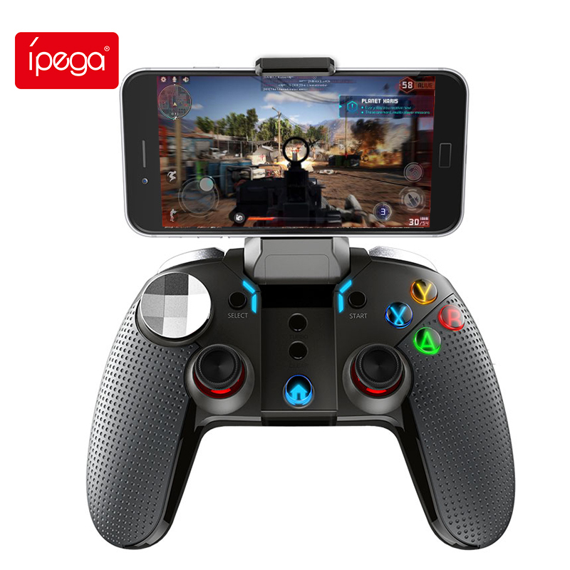 IPEGA PG-9099 Gamepad Trigger Joy con Controller Mobile Joystick For Phone Android iPhone PC Game Pad TV Box Console Control