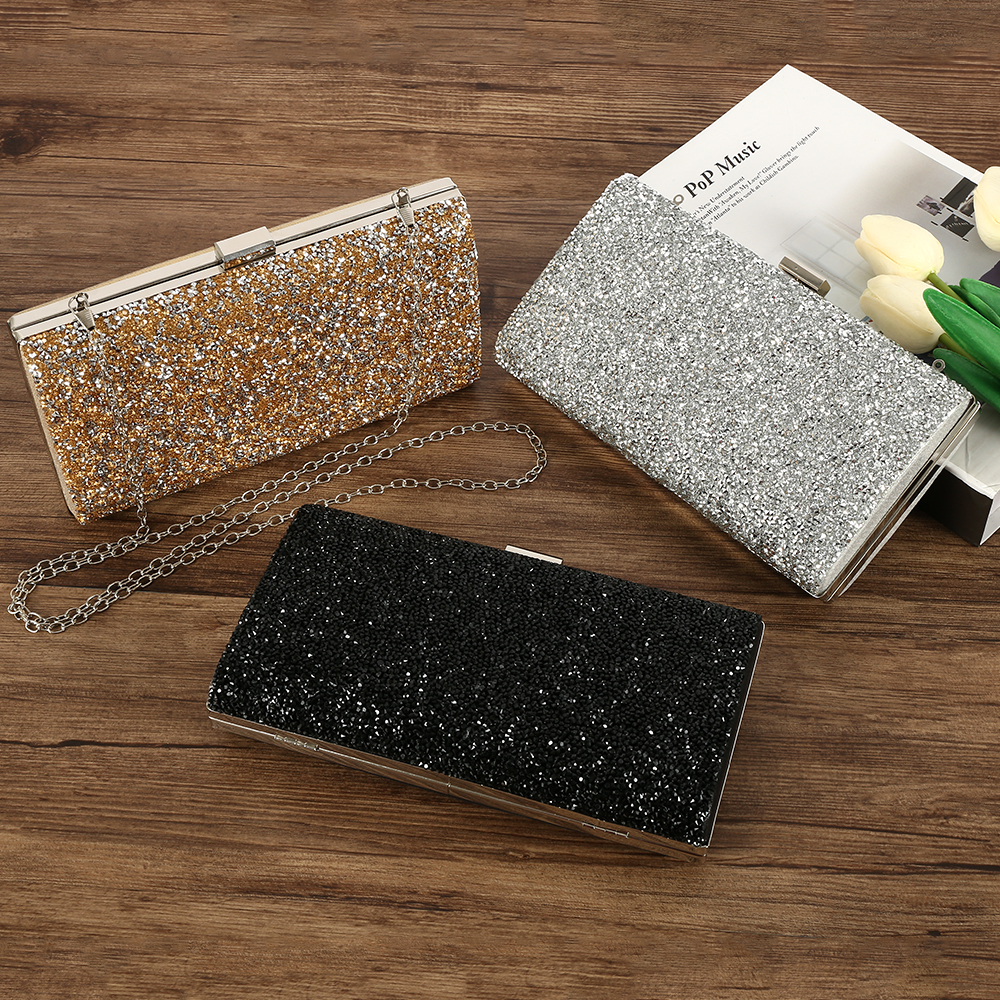 Dinner-Bag Clutch-Bag Bridesmaid Diamonds Fashion Women Ladies European And American