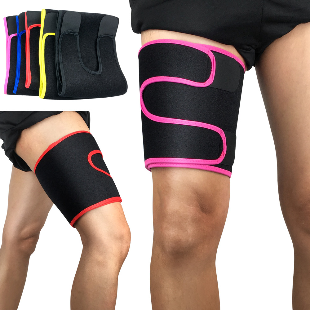 Sports Protection Thigh Wrap Running Basketball Football Protective Gear 1 Piece