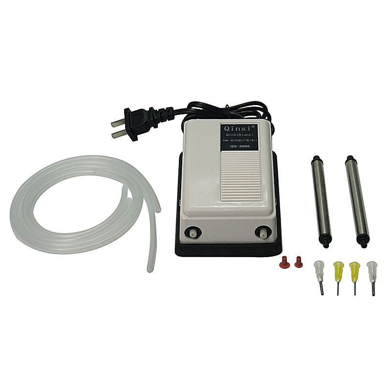 220V Air Vacuum Pump Pick Up Place Vacuum Suction pen for SMT SMD Double Type