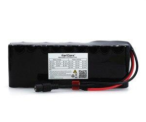 Image 3 - Varicore 36v 5.2ah 10s2p 18650 bateria recarregável 5200mah, bicicletas modificadas, veículo elétrico 42v proteção pcb