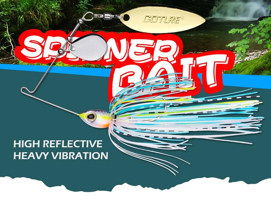 spinnerbait bait 10g 15g artificial bait jigging lure (1)