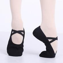 Ballet Shoes For Girls Kids Gymnastics Shoes Ballerina Dance Shoes Sneakers Children Flat For Dancing