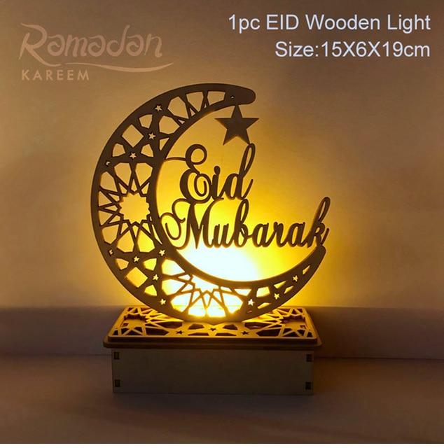 Bulan Bintang Led String Light Eid Mubarak Ramadan Dekorasi Islam Muslim Pesta Dekorasi Idul Adha Ramadhan Dan Idul Fitri Dekorasi Natal Partai Dekorasi Diy Aliexpress