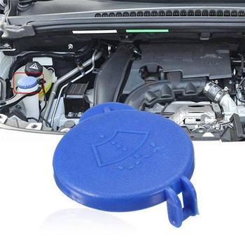 Przednia szyba samochodu podkładka otwieracz butelek czyszczenie samochodu osłona na usta dla 2001-2008 Ford Fiesta MK6 EM 1482251 tanie i dobre opinie Studyset plastic PAU_090G Car Cleaning Mouth Cover