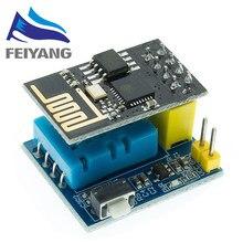 Module de capteur de température et d'humidité ESP8266 ESP-01 ESP-01S DHT11 WIFI NodeMCU pour maison intelligente IOT Kit de bricolage