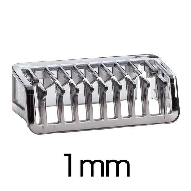 1 2 3 5mm Salon Barber Haar Entfernung Für Philips Hq OneBlade Kamm Schneiden, QP210/50 220 2523 2520 2527 6520