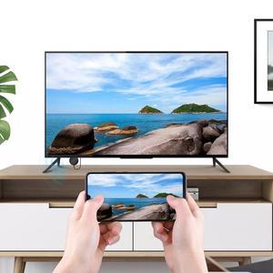 Image 2 - Youpin hagibis ワイヤレススクリーンプロジェクター hd 1080 p 画面引伸電話虫眼鏡拡大鏡 3D 映画ビデオディスプレイ
