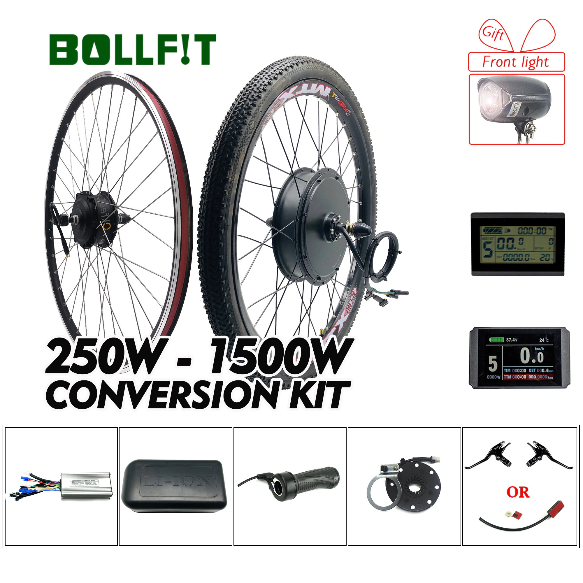Sunlite 26 Inch Front and Rear Brake Set