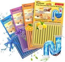 12 шт/компл сани палочки обеззараживание сточных вод дезодорант