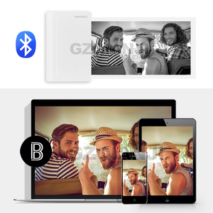 Image 3 - Paperang C1 Max 112mm Mini cep fotoğraf termal yazıcı taşınabilir termal Bluetooth yazıcı mobil Android iOS telefon Windows