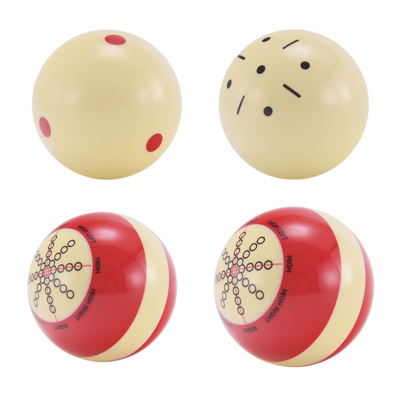 High Quality Resin 57mm Cue Ball for Pool Billiard Practice Training