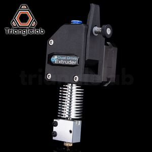 Image 3 - Trianglelab extrudeuse volcan HOTEND MK8 Bowden, double extrudeuse pour imprimante 3d, haute performance, impression I3