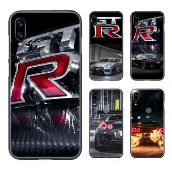 GTR JDM car Phone Case Cover Hull For XIAOMI Redmi 7a 8a S2 K20 NOTE 5 5a 6 7 8 8t 9 9s pro max black prime trend waterproof image