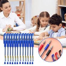 Caneta neutra caneta de água estudante exame caneta de negócios caneta de carbono 12ml escola & escritório arte artigos de papelaria abastecimento bolígrafo neutro