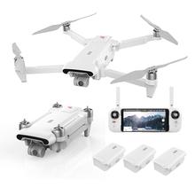 SJRC F11 PRO składany dron z kamerą 2KHD Wi-Fi FPV vs SG906 GPS Drone z bezszczotkowym quadkopterem F11 1080P czas lotu 25 minut 2020 tanie tanio XIAOMI 1080 p hd video recording 720 p hd video recording 4 k hd nagrywania wideo Gopro kompatybilny 2 7 K HD Nagrywania Wideo