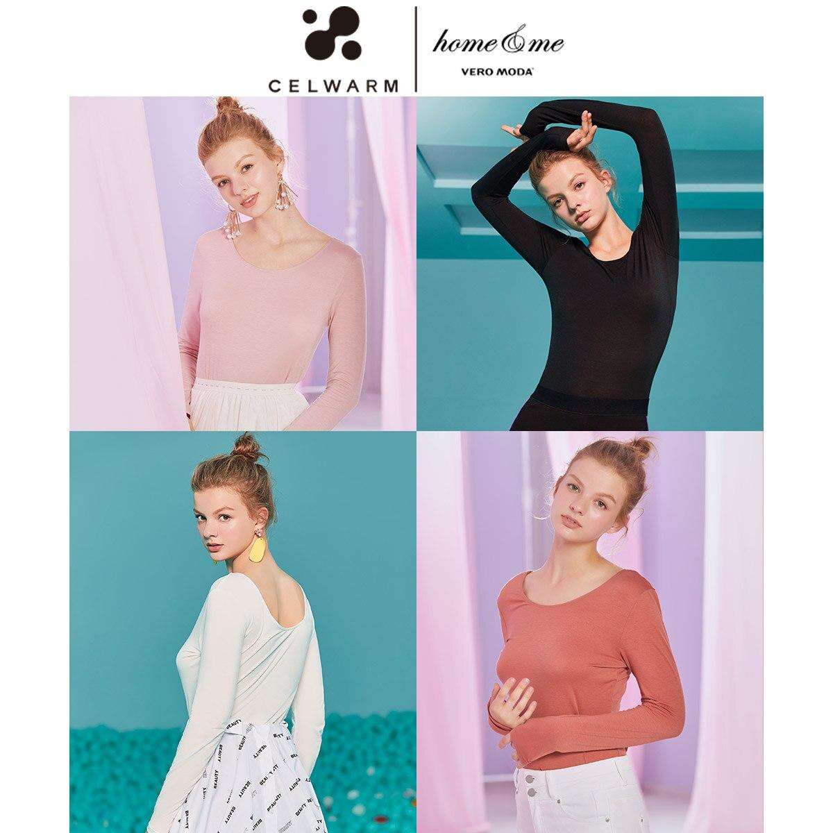 Vero Moda Women's Thermal Base Close-Fitting Underwear Tops | 319402503