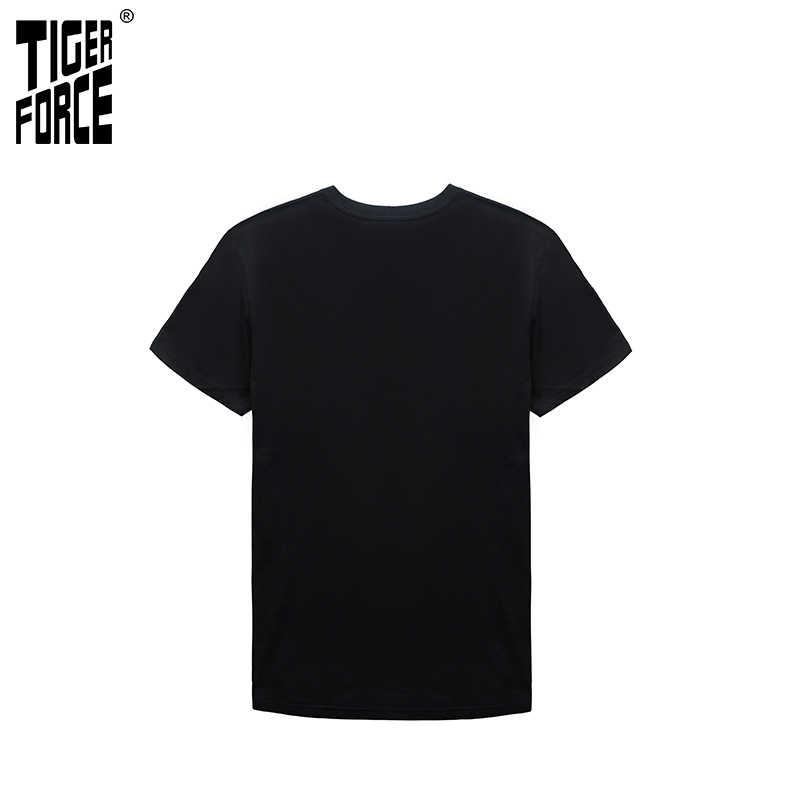 2020 Nieuwe Effen Kleur T-shirt Mens Fashion Katoenen T-Shirts Zomer Korte Mouw Tee Boy Tshirt Tops Plus Size Mannelijke wit 2041