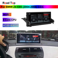 10.25 Android Head Unit Screen for BMW Z4 E85 2004 2008 with Radio Bluetooth WiFi GPS Navigation Multimedia System